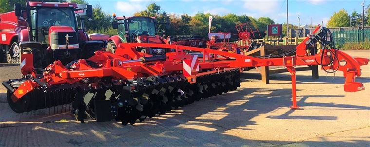Demo KUHN Optimer